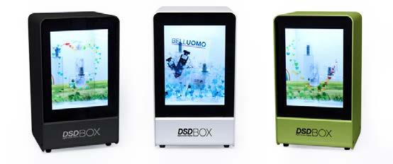 3 DSD box 9.7 screens - DSD-BOX