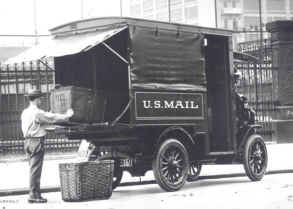 Mail Truck - 7 Reasons To Make Valued Direct Mail Part Of Your Marketing Campaign