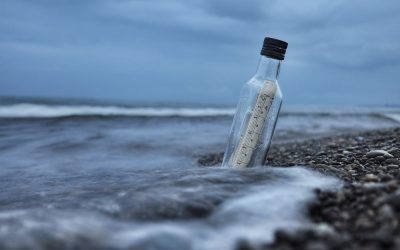 Message in a bottle 400x250 - Blog