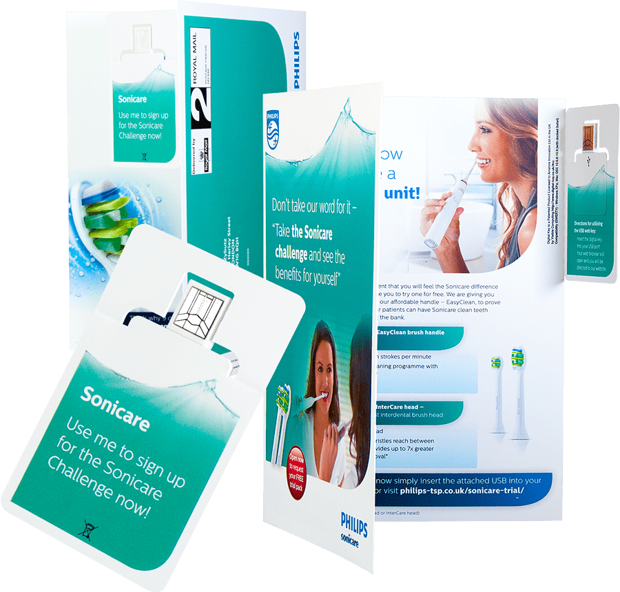 Philips Sonicare 1 min - Home