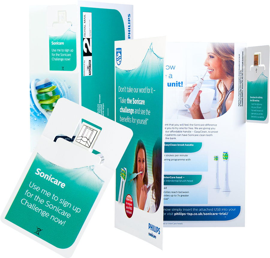 Philips Sonicare 1 - Philips Sonicare Digital Key