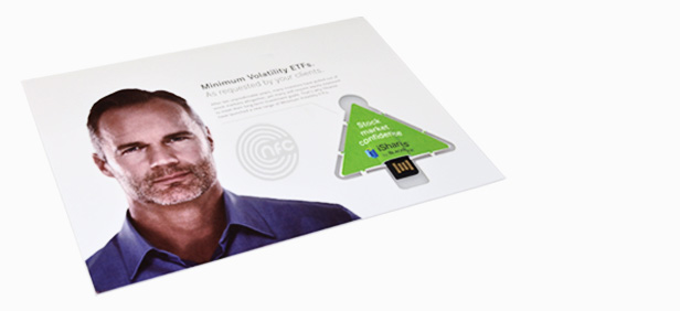 digital key NFC - NFC In Print