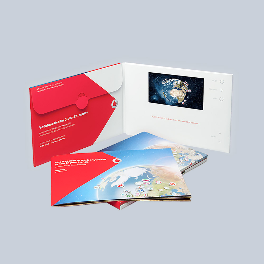 A5 VideoPak with Pocket & Booklet
